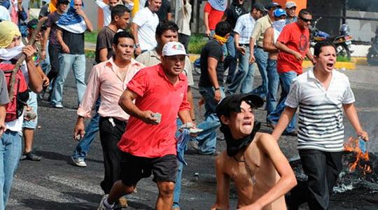 Photo of Honduras: Çatışma sertleşiyor, karşılıklı tehditler yükseliyor