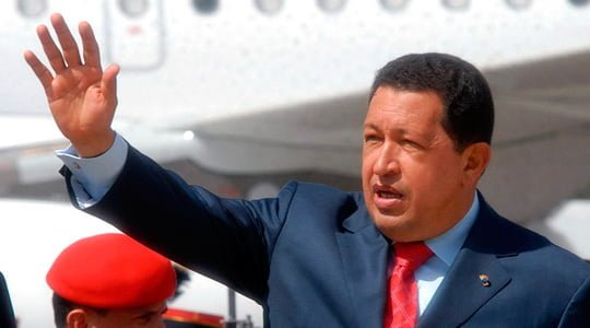 Photo of Hugo Chavez'den Kolombiya'ya savaş tehdidi