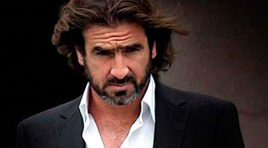 Photo of Eric Cantona : Fransız olmak, önce devrimci olmak demektir
