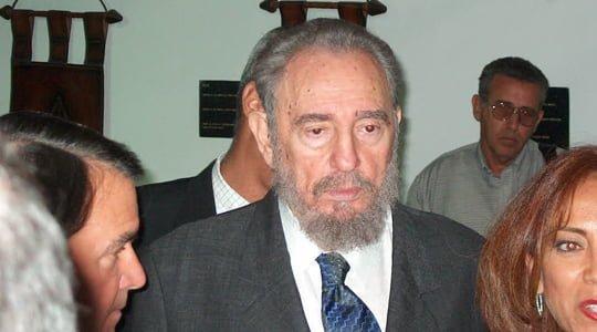 Photo of Fidel Castro: Söylediklerimin arkasındayım