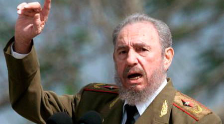 Photo of Küba Devrim Lideri Fidel Castro : Haiti 21. yüzyılın ayıbı