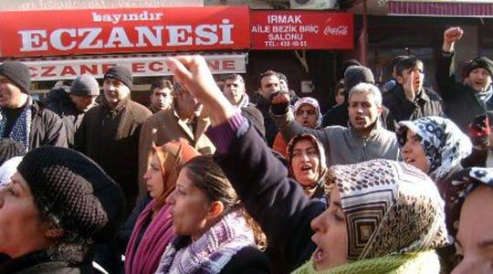Photo of Ankara Tekel direnişi devam ediyor