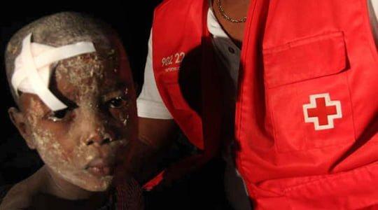 """Photo of """"Dijitürk Flaması ve Haiti Depremi"""""""