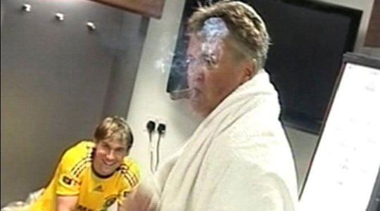 Photo of Guus Hiddink ve Almanya'daki dönerciler!