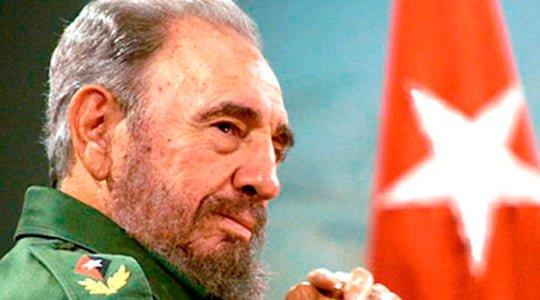 """Photo of Fidel Castro: """"Lula ile görüşmemiz"""""""