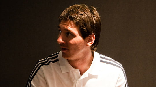 Photo of Lionel Messi ve . . .