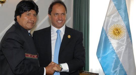 "Photo of Evo Morales : ""Diego Forlan'in dünya kupasının en iyi oyuncusu"""