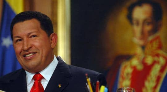 Photo of Hugo Chavez'in yeni mali sistemi