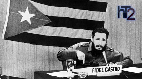 Photo of Fidel Castro Tarihi Mahkeme Konuşması